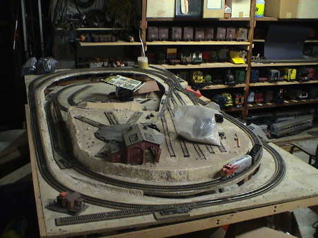 Girr ho layout - Ho train layouts for small spaces image ...