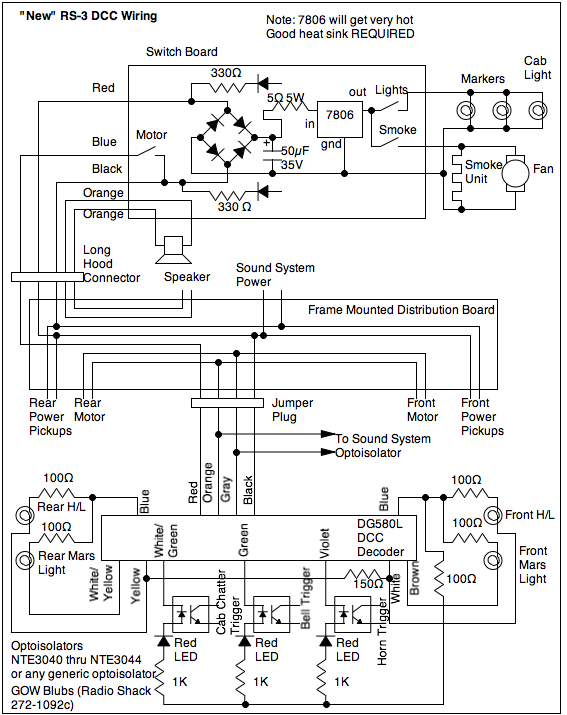 digitrax wiring schematic for schematic for engine wiring