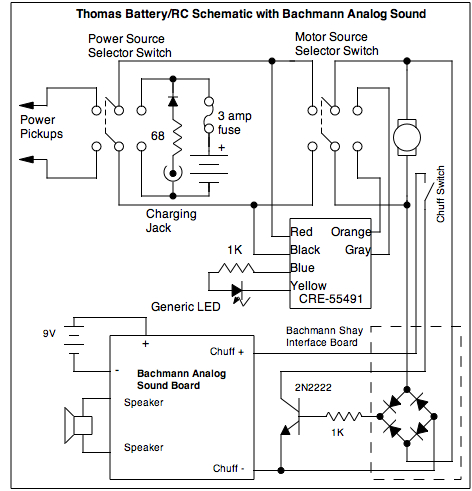 Bachmann Decoder Wiring Diagram - Wiring Diagram Sheet on